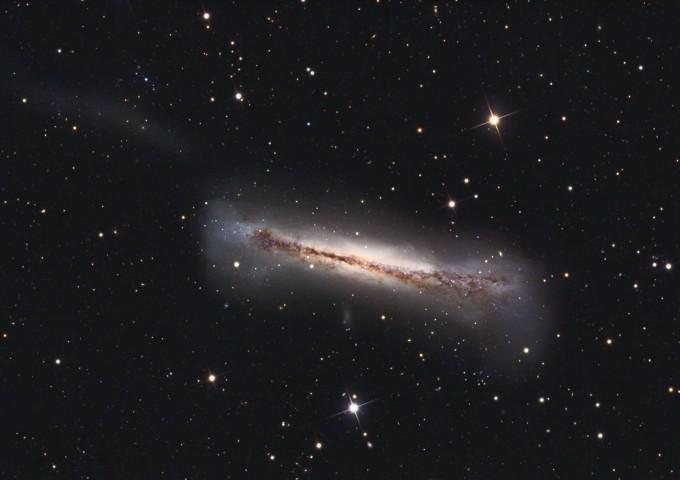Lado Galaxy NGC 3628
