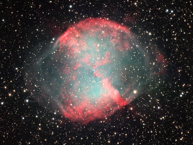 M27 Nebulosa Dumbbell