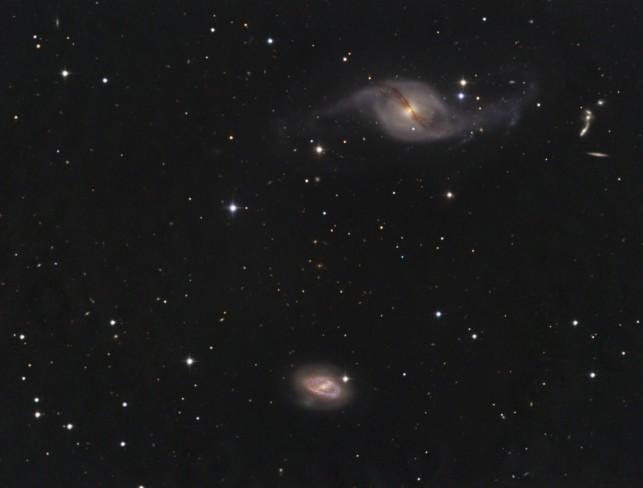 ¡Galaxias a la vista!