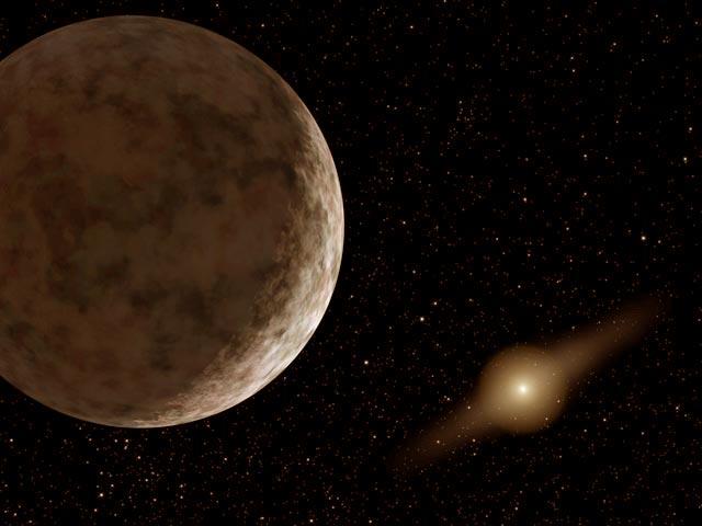 2003 UB<sub>313</sub>: ¿el décimo planeta?