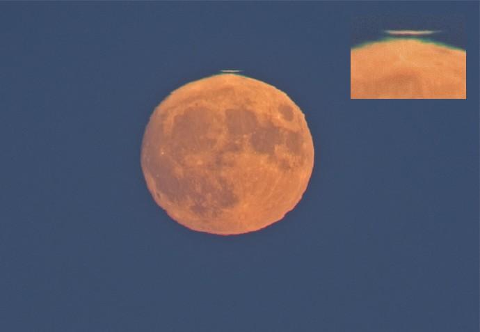 Luna Llena, Borde Verde