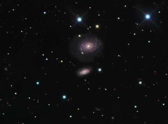 NGC 1 y NGC 2