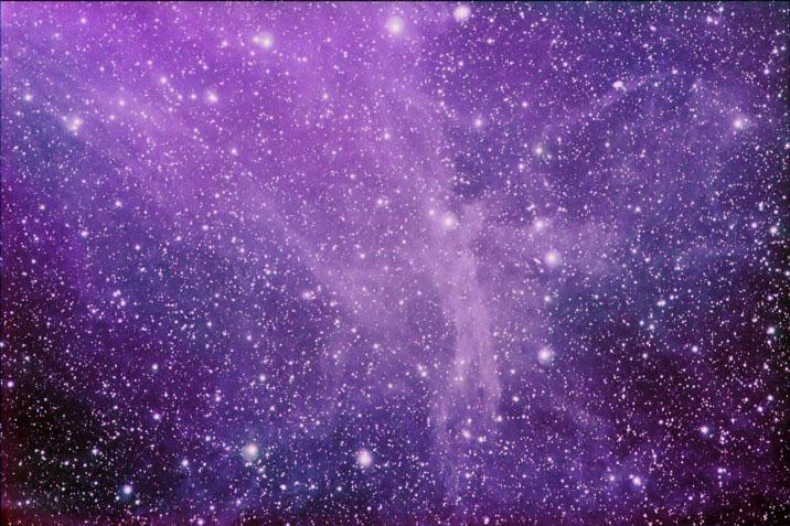 Una nebulosa sin explorar
