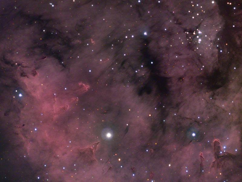 La Estrella Pilares de Sharpless 171