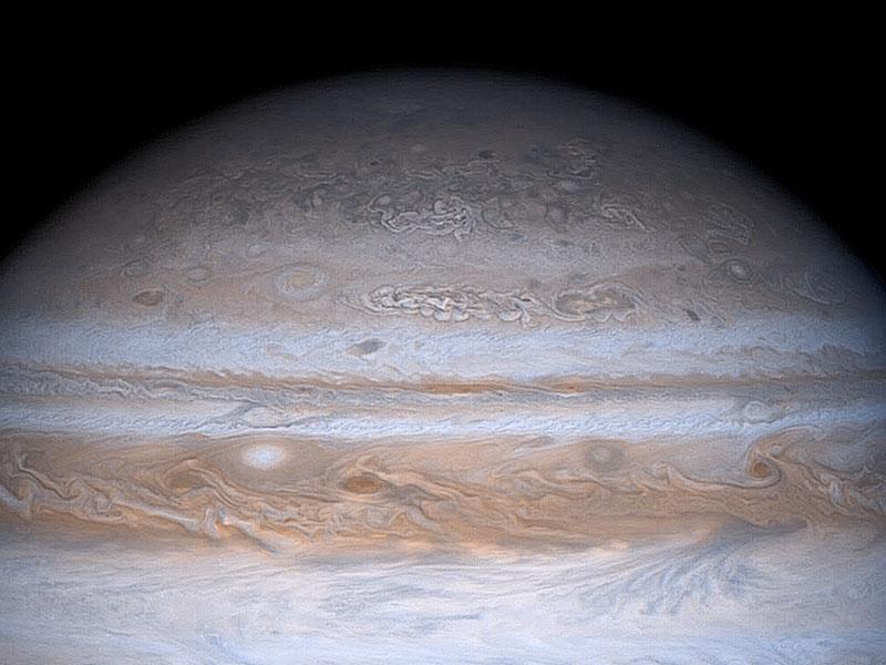 Jupiters Nubes de Cassini