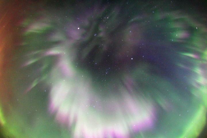 Northern Lights, septiembre Cielos