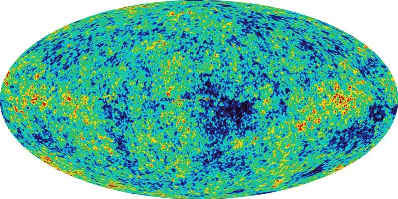 WMAP resuelve el Universo