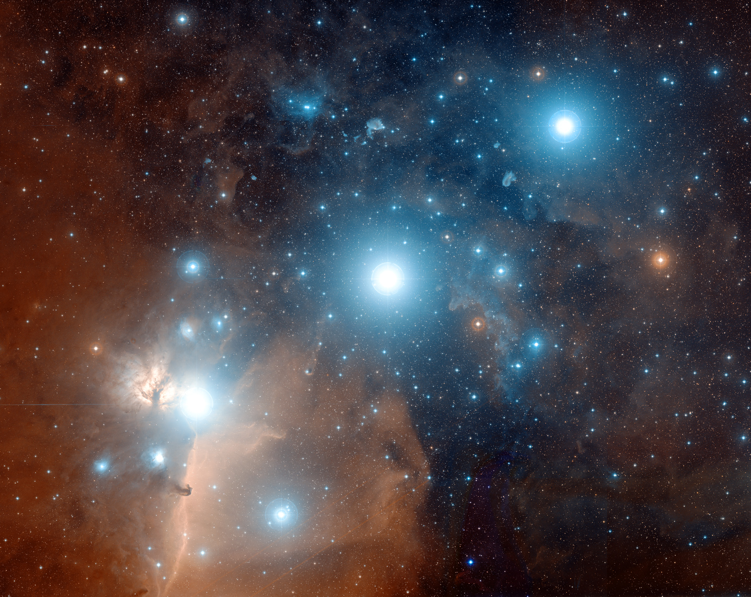 Orions Belt, by SkyFactory.org.