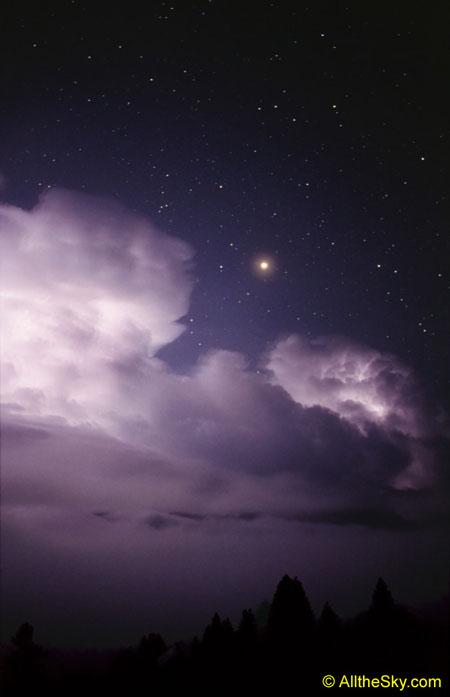 Una noche oscura y tormentosa