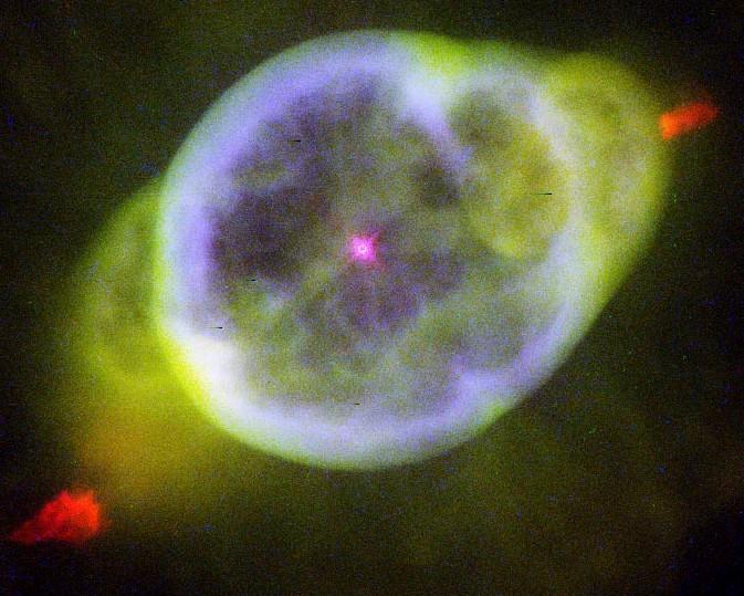 NGC 3242: El fantasma de Júpiter