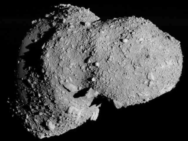 Los cráteres perdidos del asteroide Itokawa