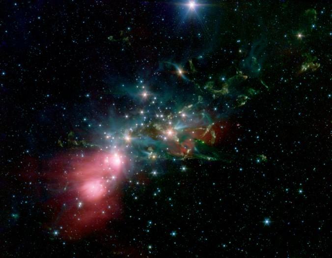 Dusty NGC 1333 NGC