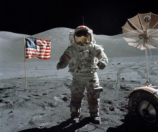 Apollo 17: los últimos de la Luna