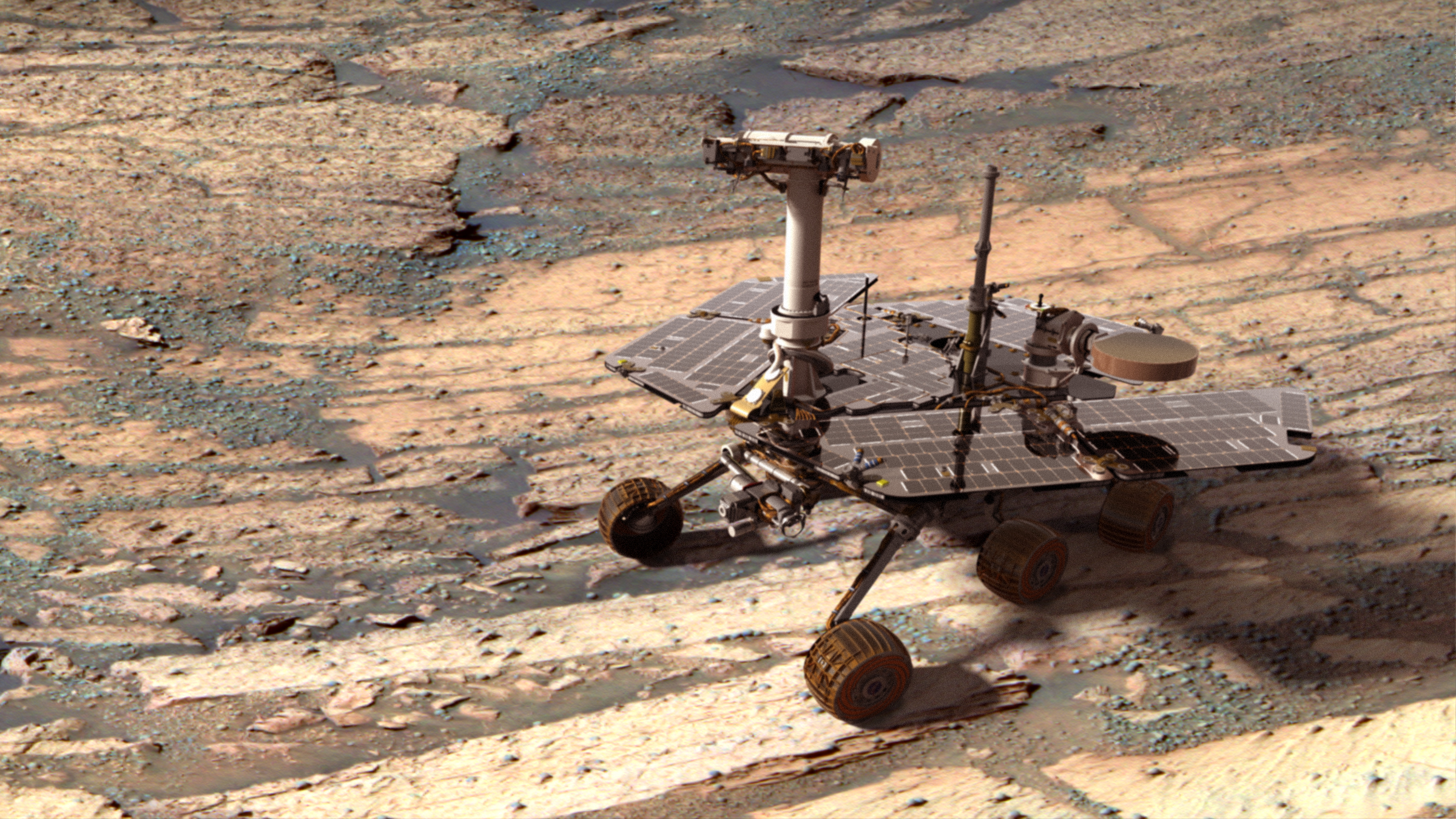 mars rover opportunity - photo #2