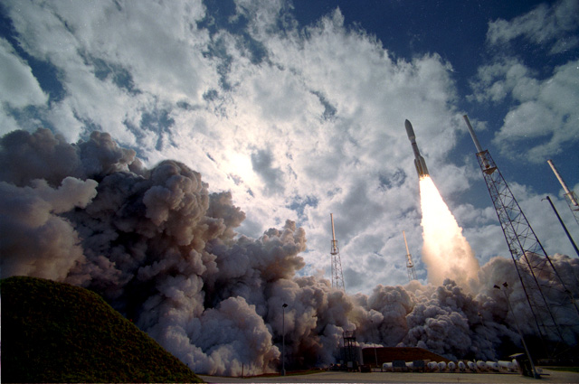 New Horizons startuje k Plutu