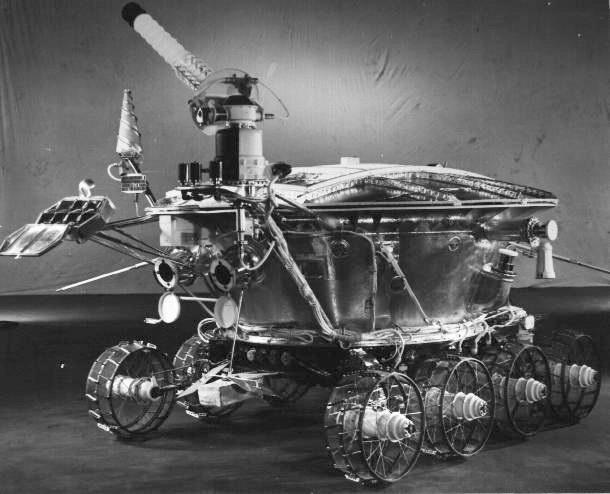 Lunokhod: El Robot Lunar