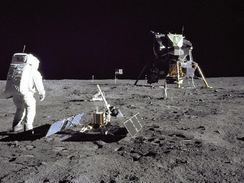 Terremotos lunares sorprendentemente frecuentes