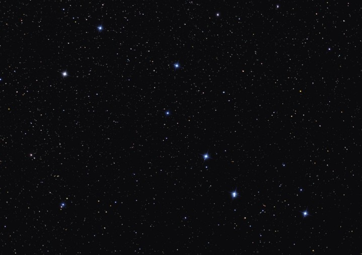 The Big Dipper Cluster