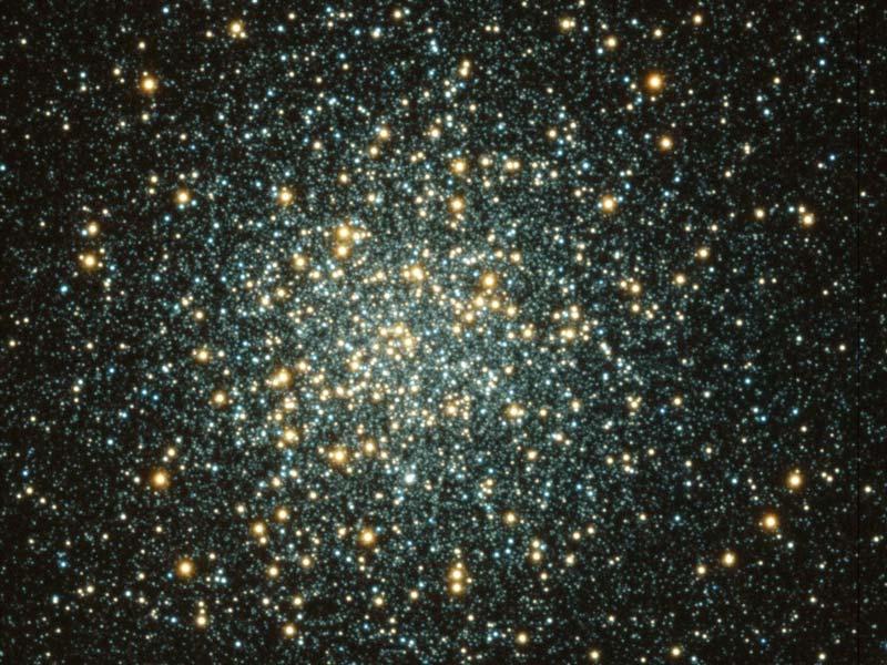 Cúmulo globular M3 de WIYN