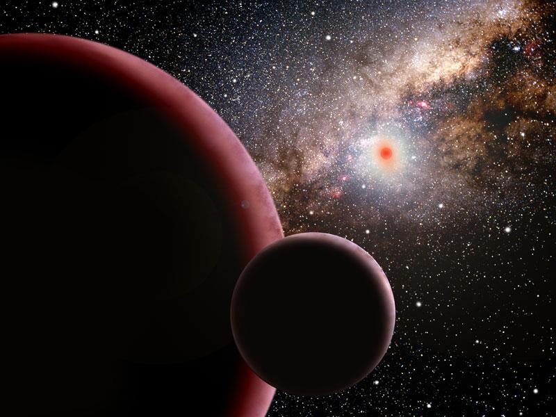 Podría haber super-tierras alrededor de otras estrellas
