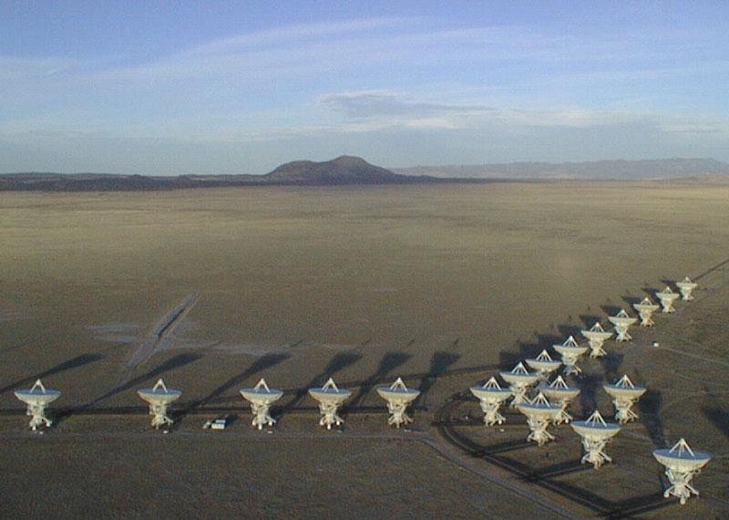 El Gran Conjunto de Radiotelescopios