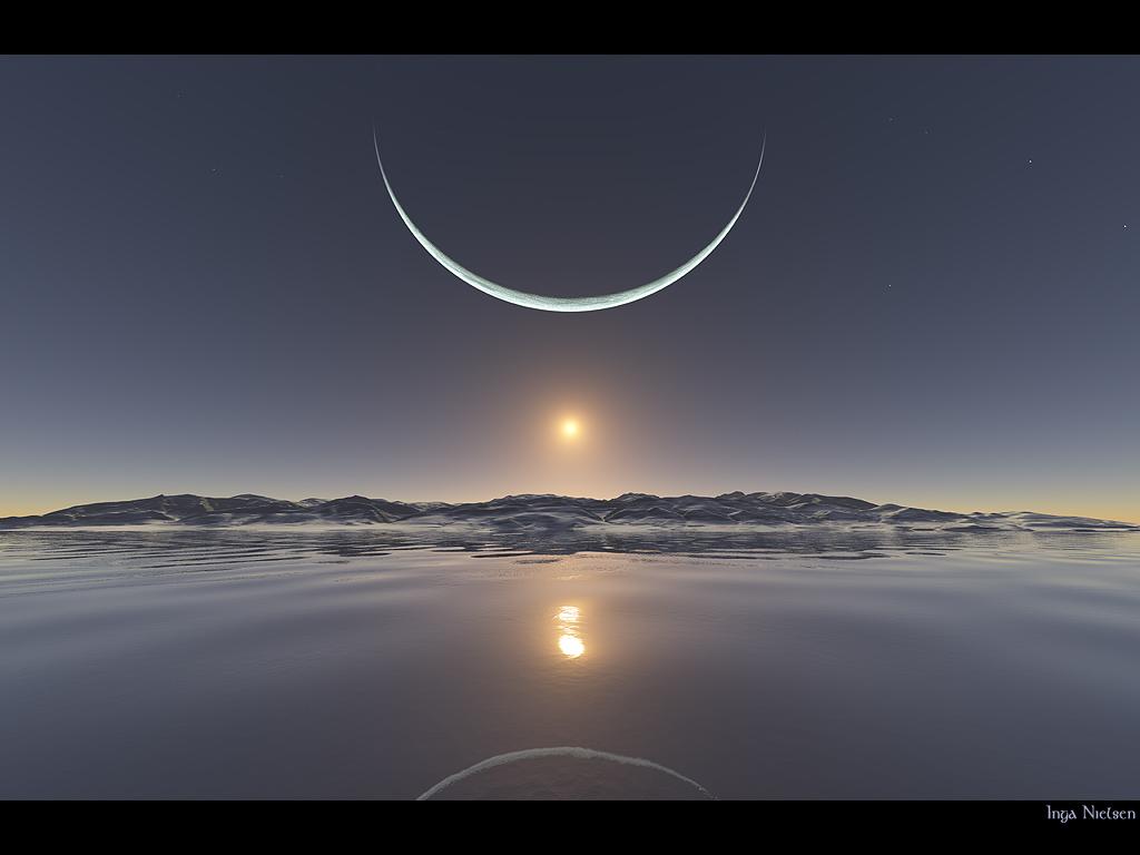 un'immagine bellissima (il Polo Nord) che esprime, forse, i miei sentimenti, il desiderio infinito di Dio dans speranze hideaway_nielsen_big