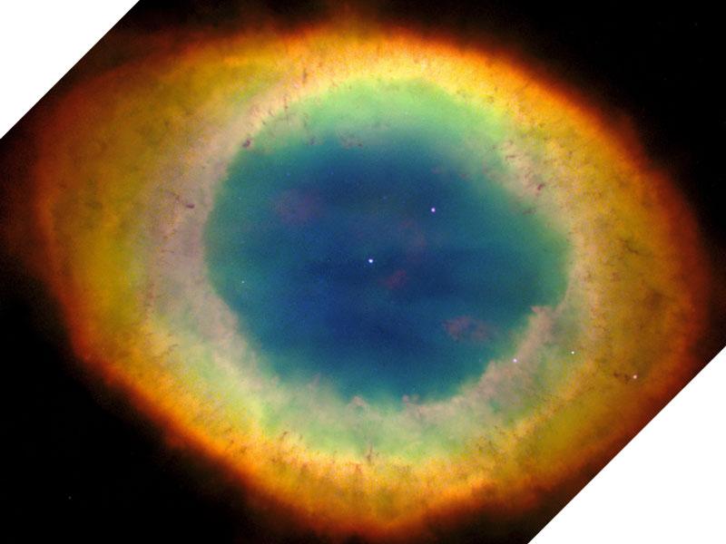 M57: La Nebulosa del Anillo