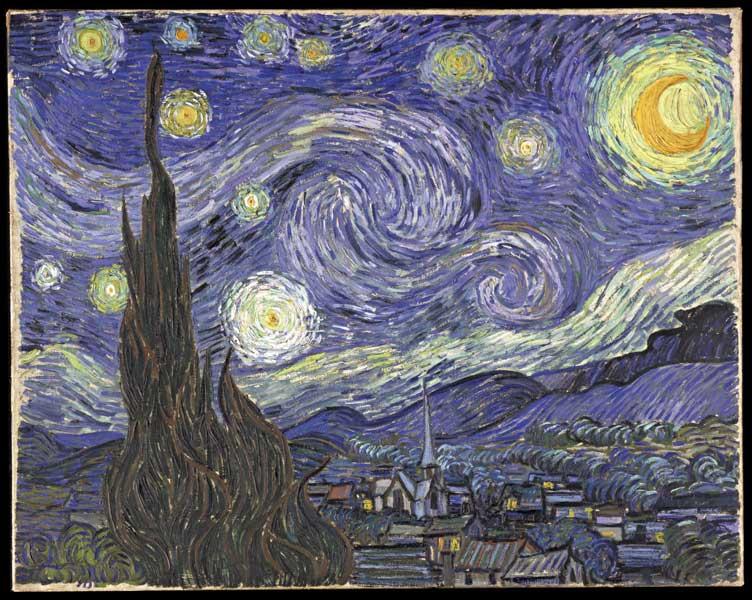 Starry Night (cielo estrellado)