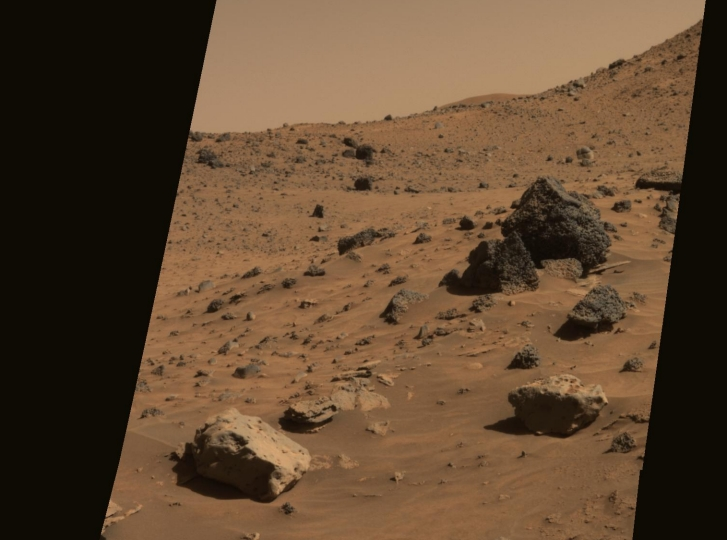 Extraños en Marte