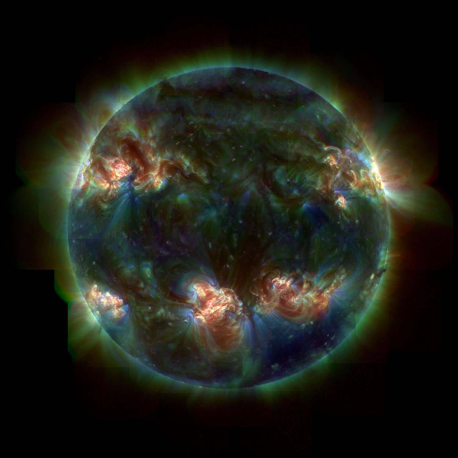 ultraviolet light astronomy - photo #13