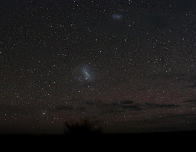 Magellanické  ráno