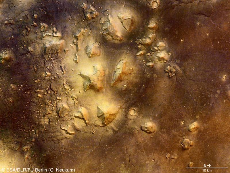 Mars Express: regreso a Cydonia