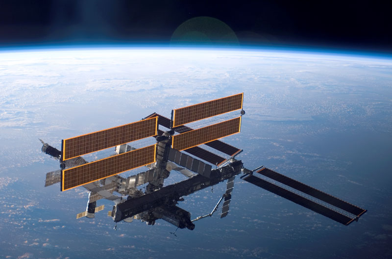 international space station pictures. The International Space
