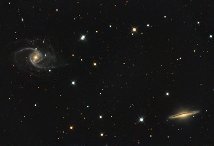 NGC 5905 y 5908
