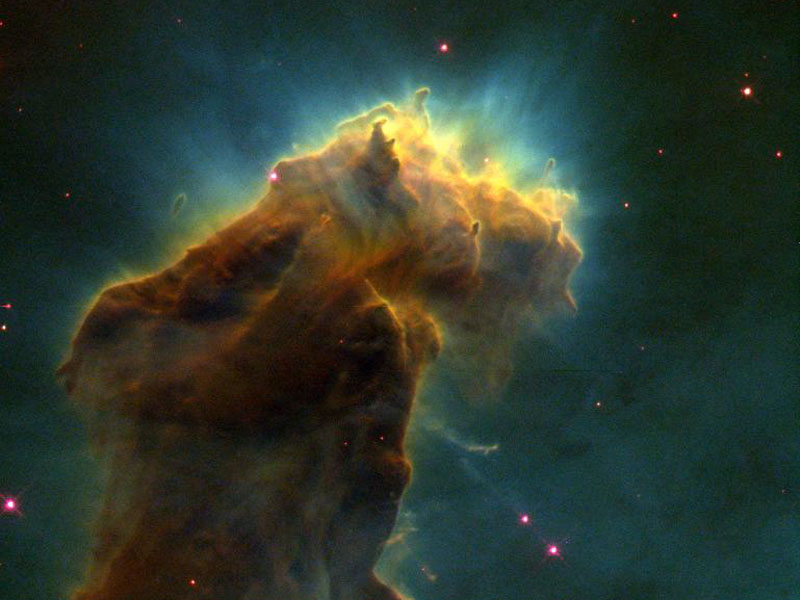 See Explanation Clicking On The Picture Will Download Highest Resolution Version Available Star EGGs In Eagle Nebula