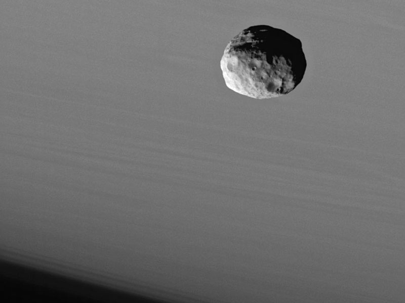 Jano: La luna de Saturno con forma de patata