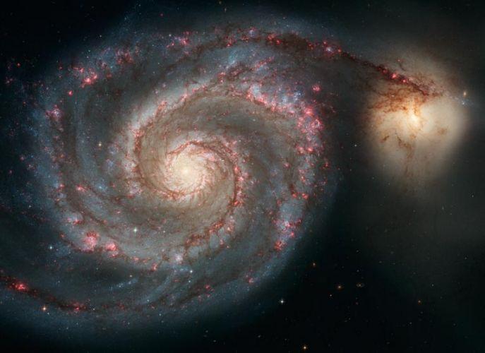 M51: Kosmický vír