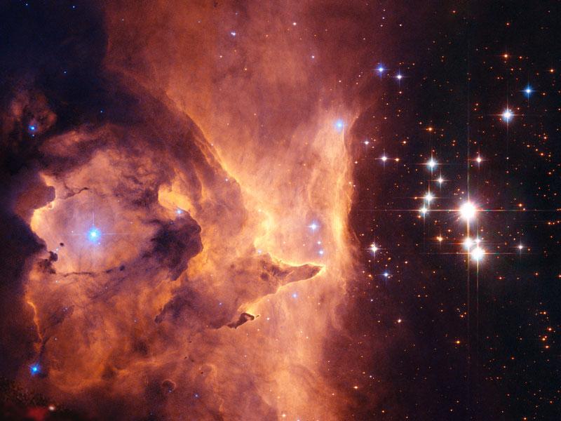 Estrellas masivas en el cúmulo abierto Pismis 24