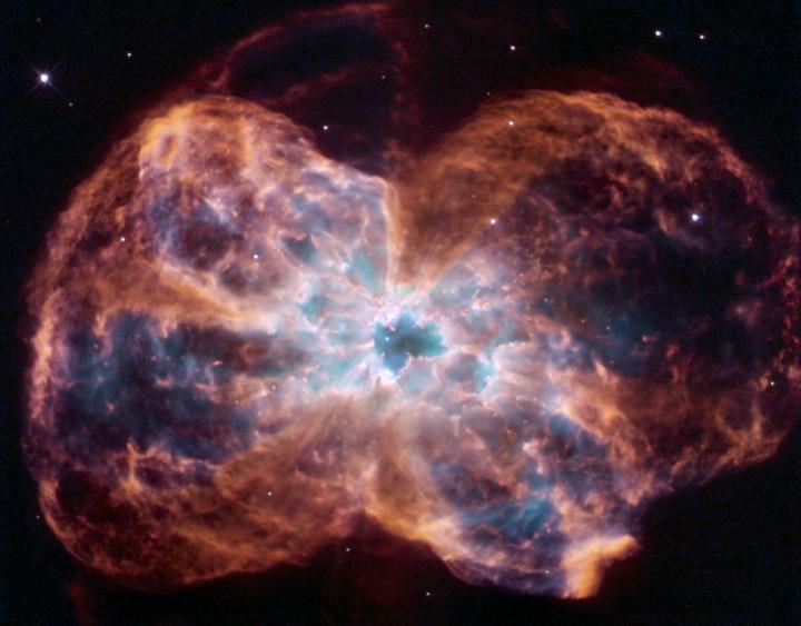 Nebulosa Planetaria NGC 2440
