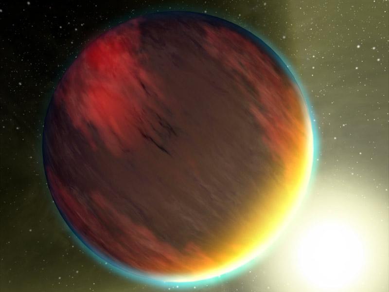 Detectadas atmósferas de dos planetas extrasolares