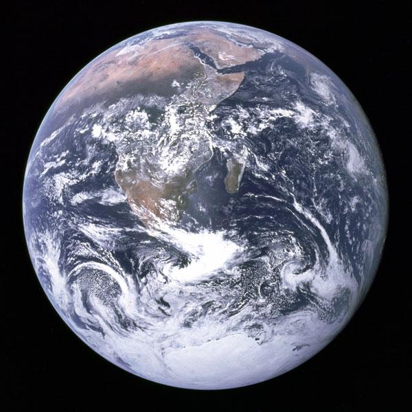 Bienvenidos al Planeta Tierra