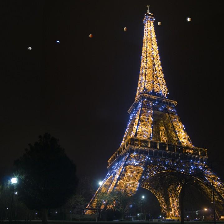 La Luna Eiffel