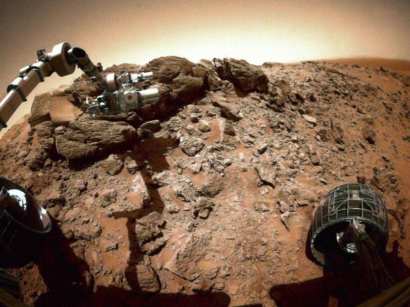 Ataque a Marte