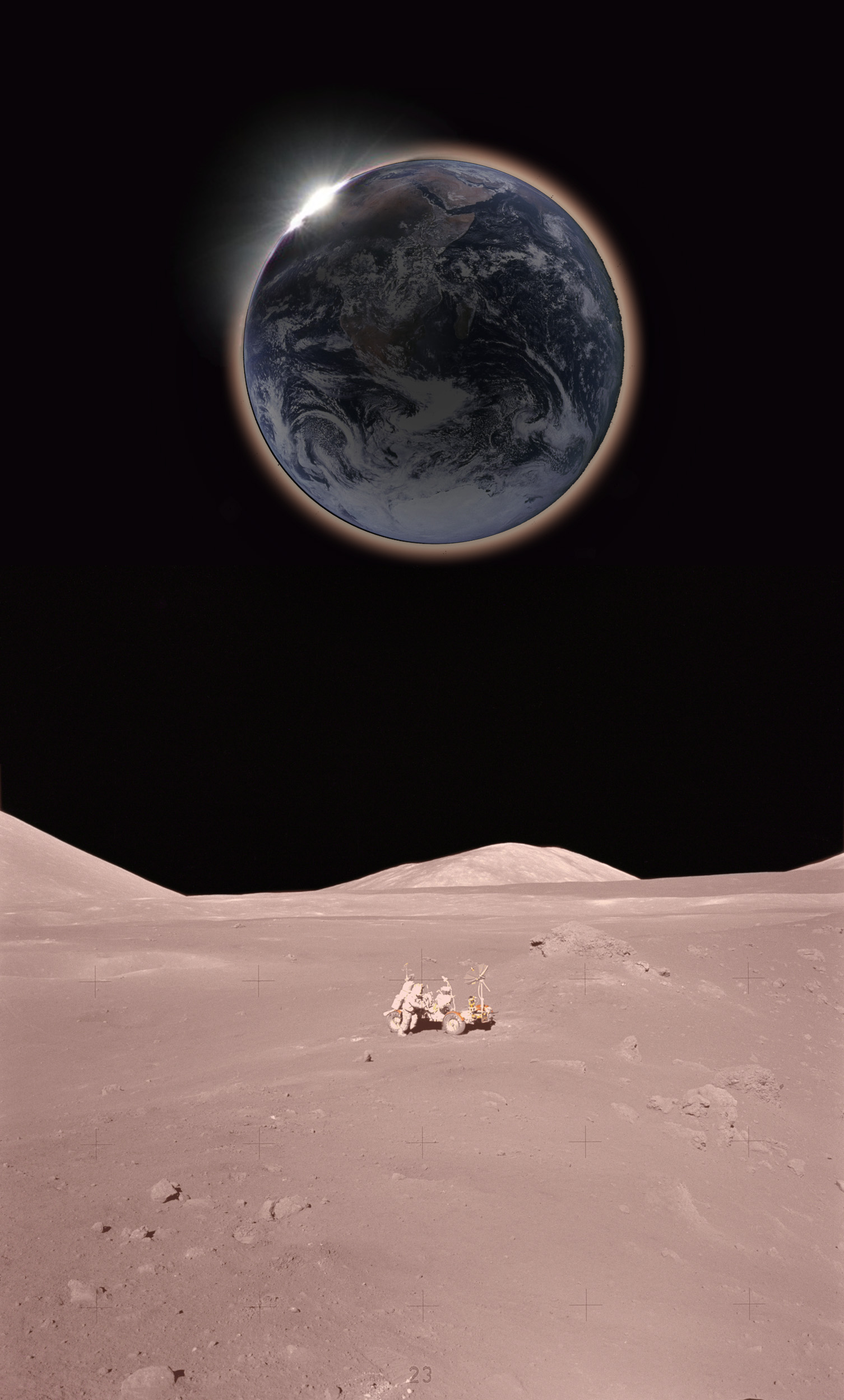 earth from the moon nasa - photo #31