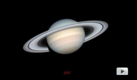 Cuatro años de Saturno