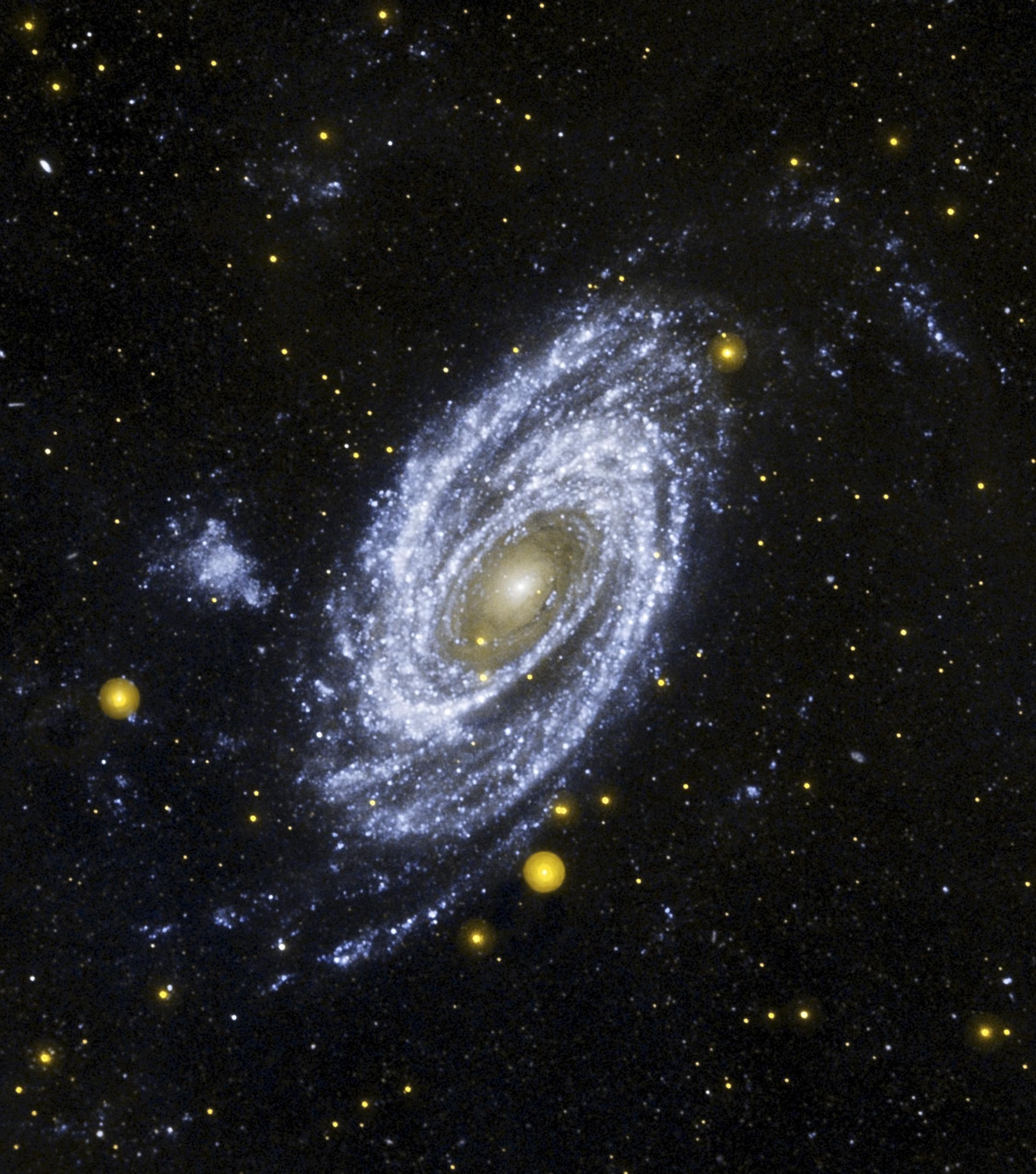 NASA: Spiral galaxy
