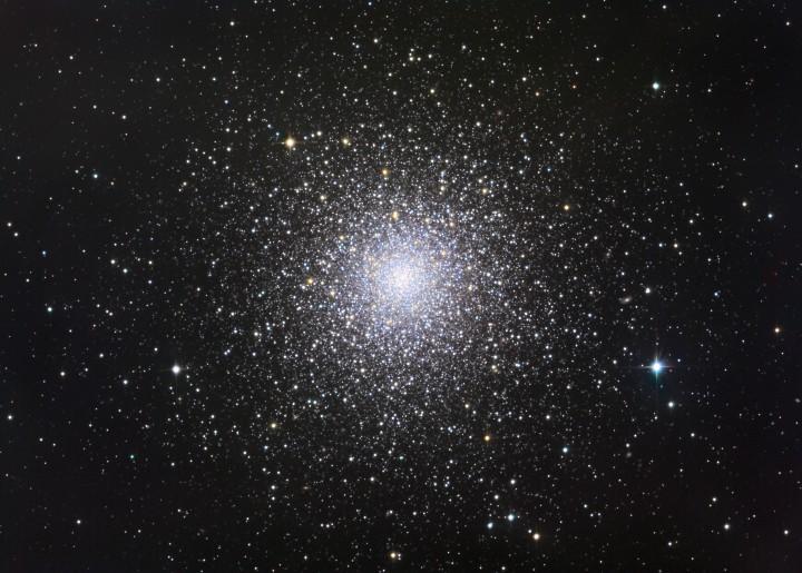 Kulová hvězdokupa M3