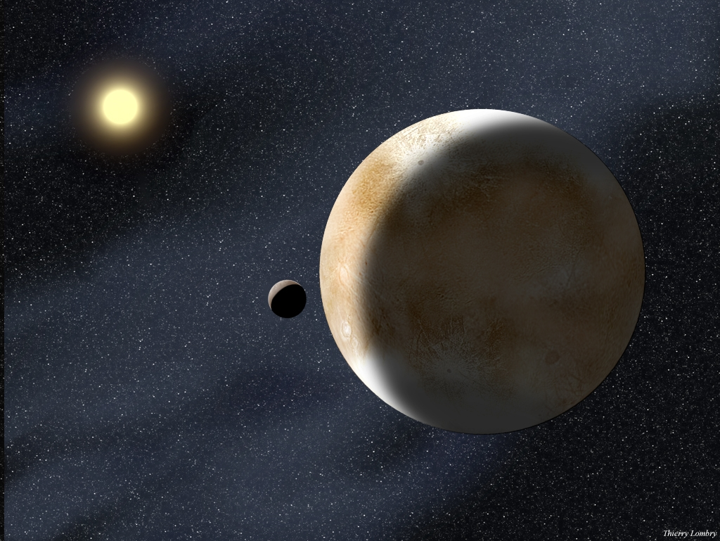 huge new dwarf planet - photo #15