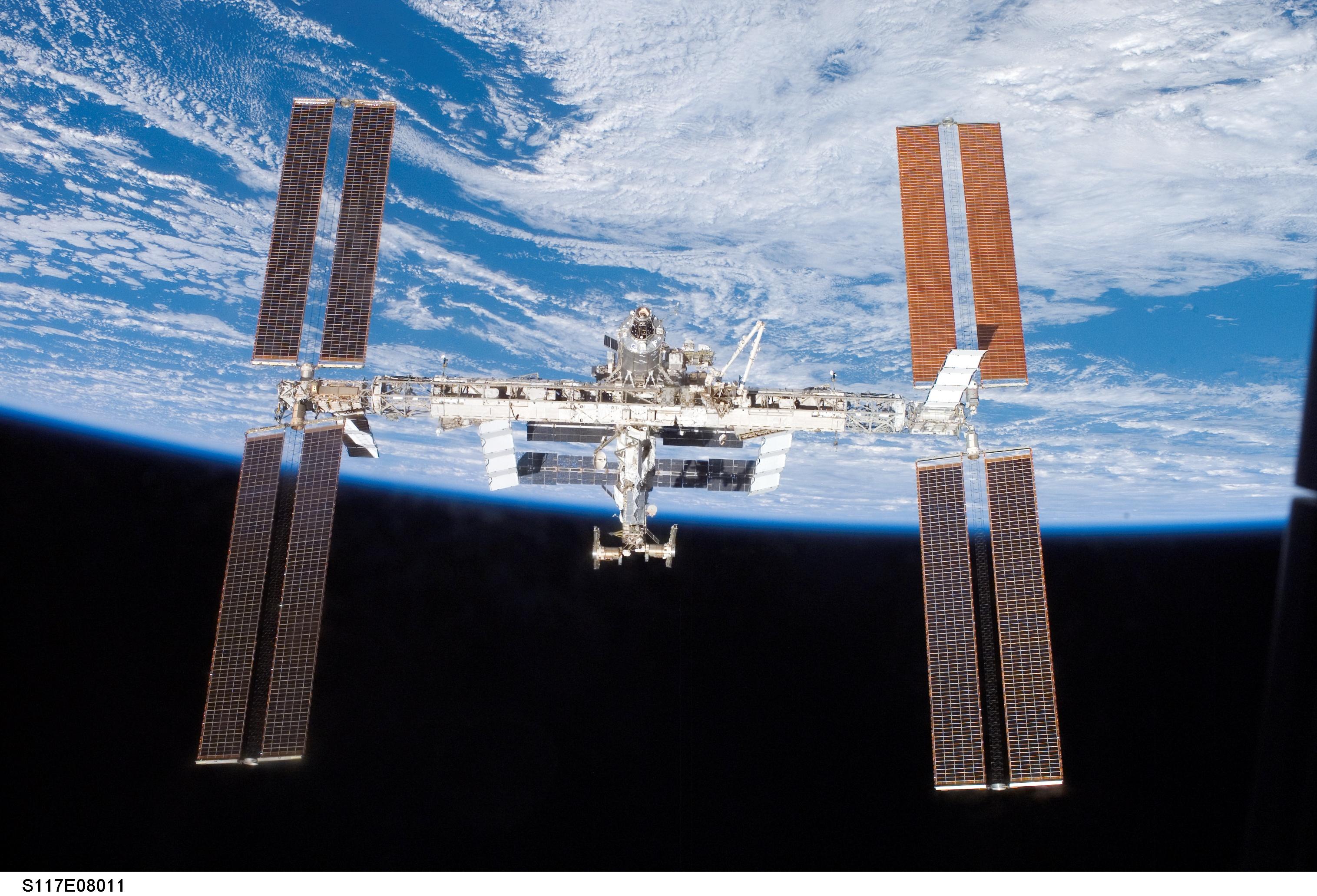 Estacion Espacial Internacional: ONLINE