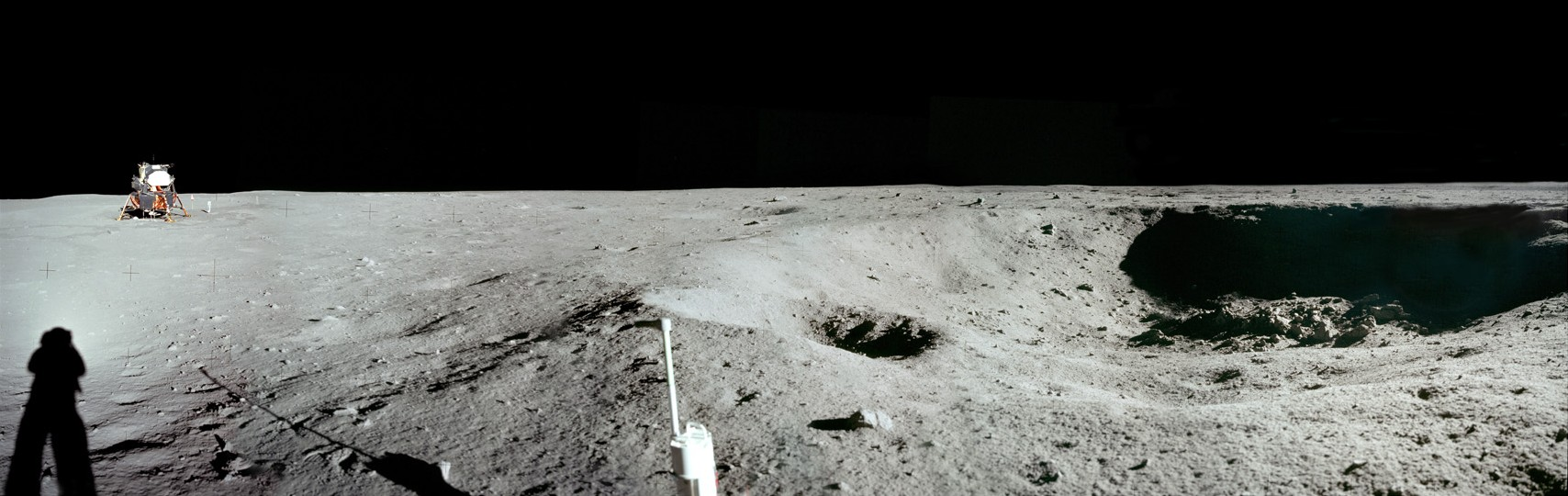 the unknown truth of apollo 11 11 things you didn't know about the apollo missions  in fact, of the six that  have been planted, only one's still standing, and it's been faded.